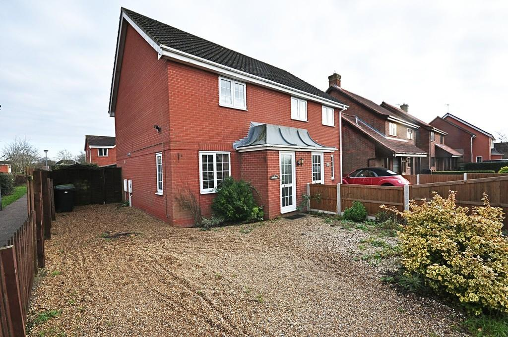 2 Bedrooms Semi Detached House for sale in Louies Lane, Diss