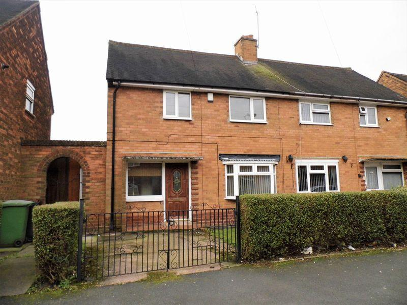 2 Bedrooms Semi Detached House for sale in Trent Place, Bloxwich, Walsall