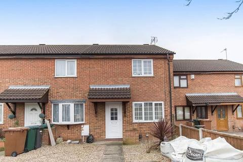 2 bedroom terraced house for sale - HOLDERNESS CLOSE, STENSON FIELDS