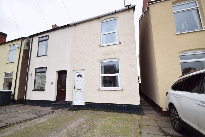 2 Bedrooms Semi Detached House for sale in Walsall Road, Great Wyrley,