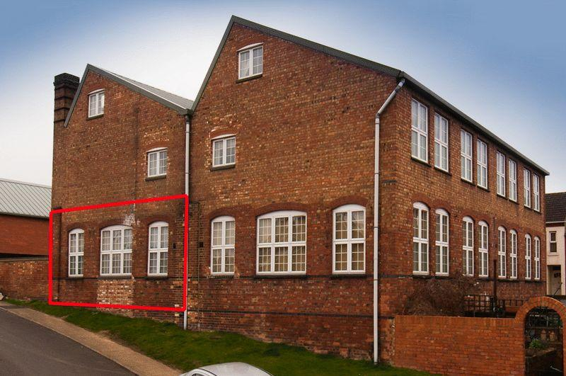 1 Bedroom Apartment Flat for sale in Borough Shoe Factory, Warmonds Hill, Higham Ferrers
