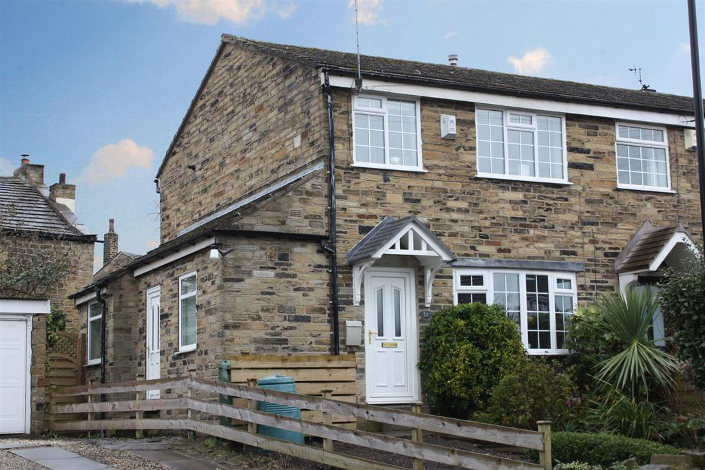 3 Bedrooms Terraced House for sale in Thornhill Grove, Calverley