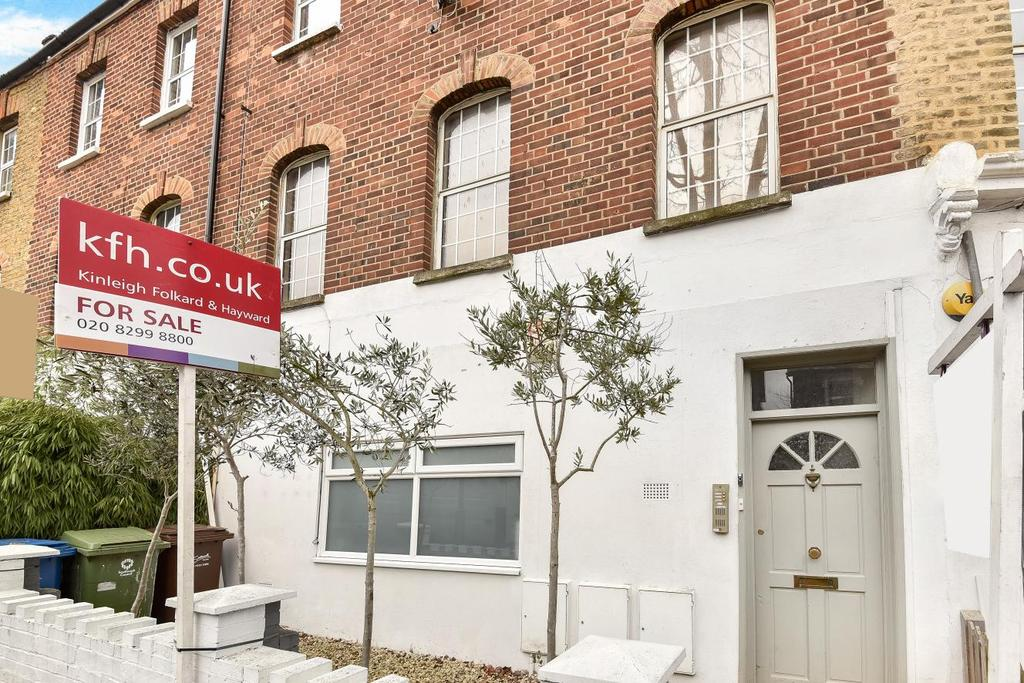 1 Bedroom Flat for sale in Crystal Palace Road, East Dulwich