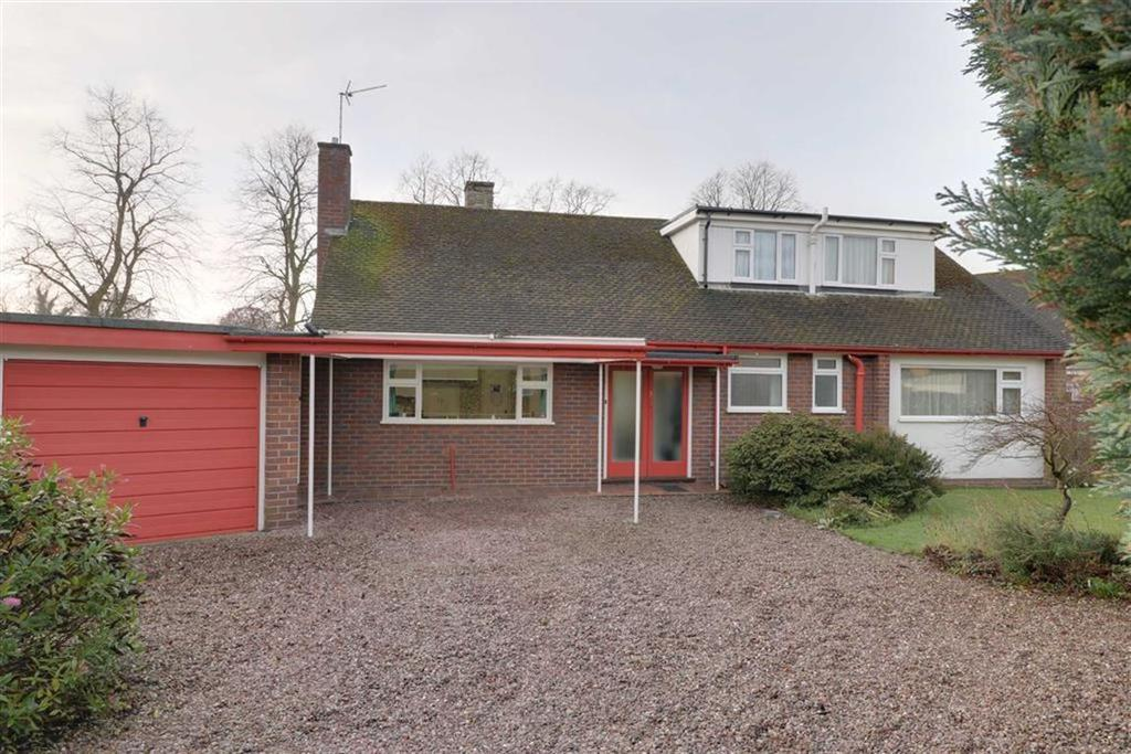 4 Bedrooms Detached Bungalow for sale in Woolaston Drive, Alsager