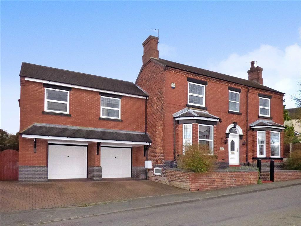 5 Bedrooms Detached House for sale in Chester Road, Audley