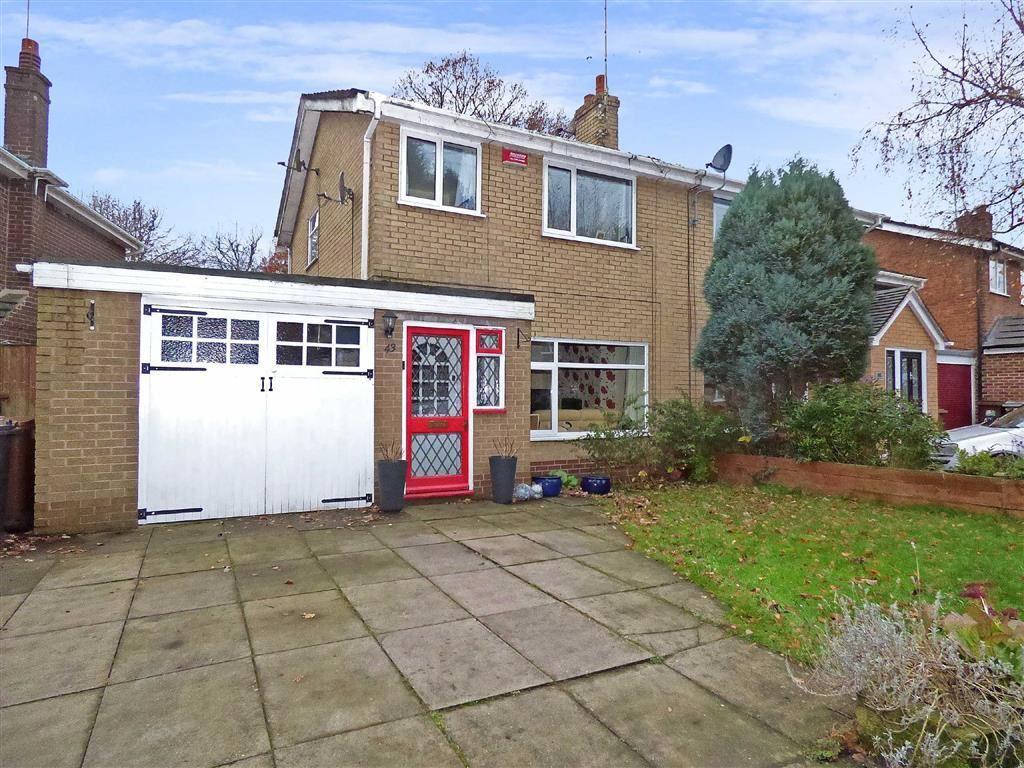 3 Bedrooms Semi Detached House for sale in Beech Avenue, Rode Heath
