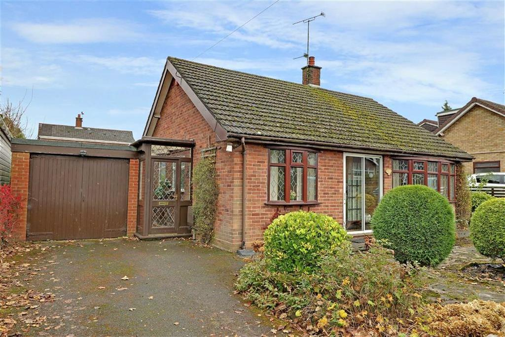 2 Bedrooms Detached Bungalow for sale in Margery Avenue, Scholar Green