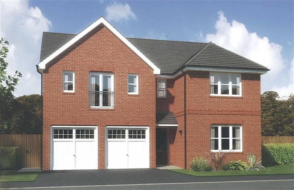 5 Bedrooms Detached House for sale in Close Lane, Alsager
