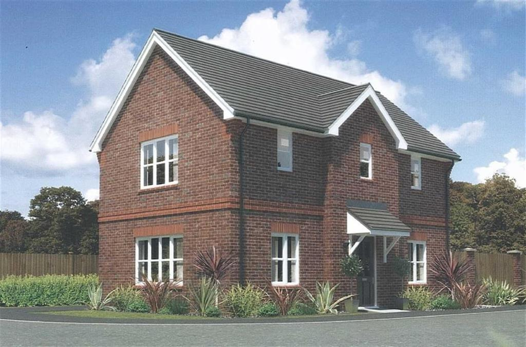 3 Bedrooms Detached House for sale in The Stables, Close Lane, Alsager