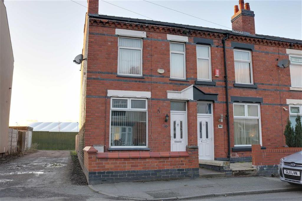 2 Bedrooms End Of Terrace House for sale in Minshull New Road, Crewe