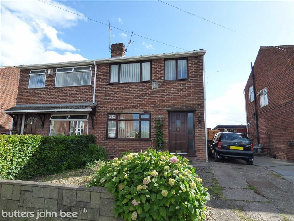 3 Bedrooms Semi Detached House for sale in North Street, Crewe