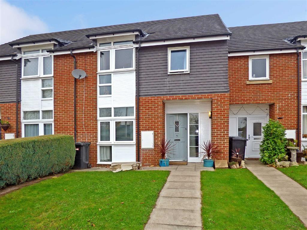 3 Bedrooms Terraced House for sale in Poppy Close, Weston, Crewe