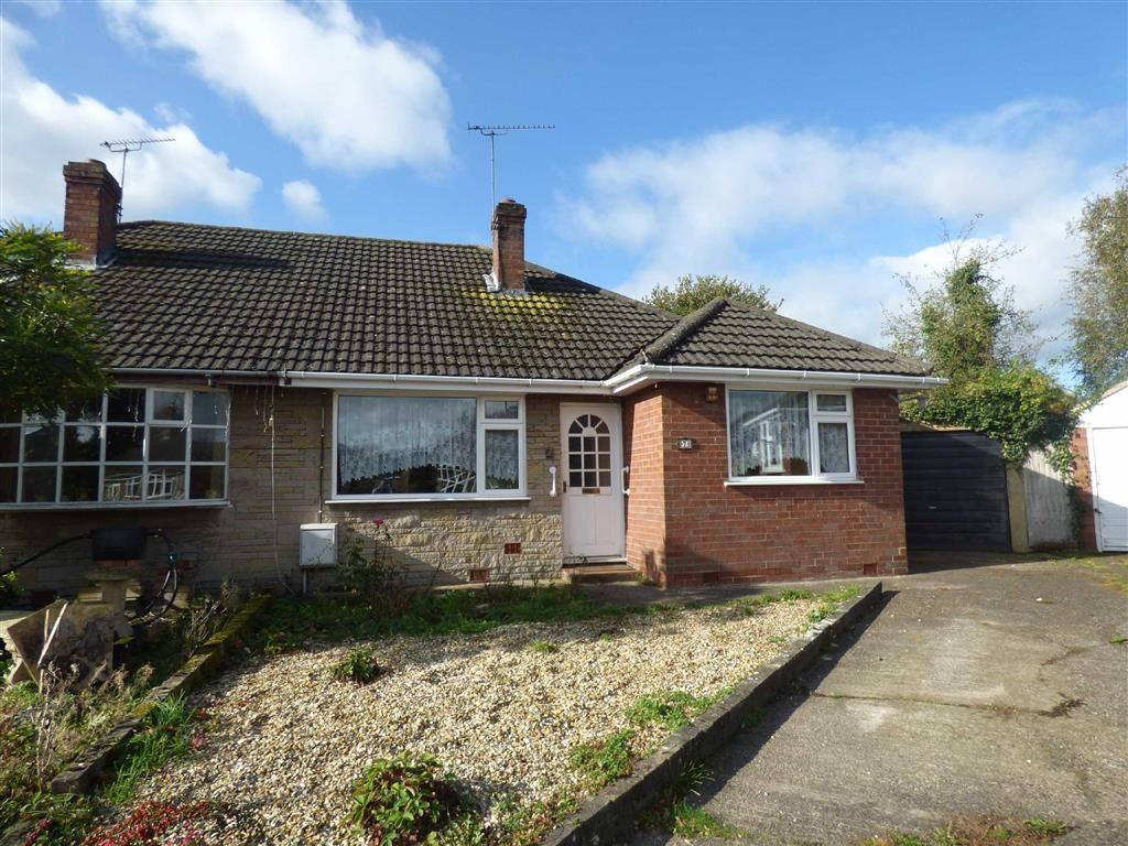 3 Bedrooms Semi Detached Bungalow for sale in Ferndale Close, Weston, Crewe