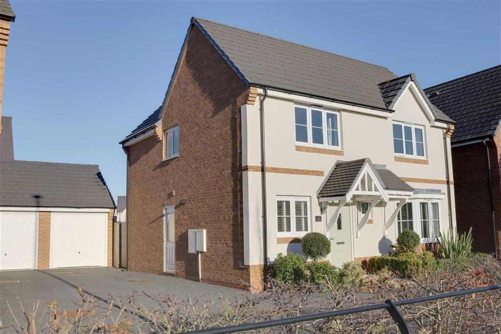 4 Bedrooms Detached House for sale in Barn Field Close, Leighton, Crewe