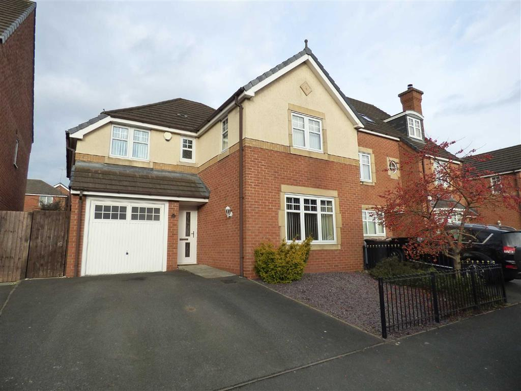 4 Bedrooms Detached House for sale in Rolls Avenue, Leighton, Crewe