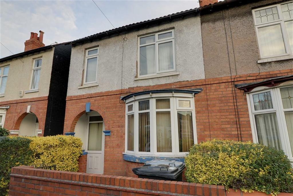 3 Bedrooms End Of Terrace House for sale in Minshull New Road, Crewe