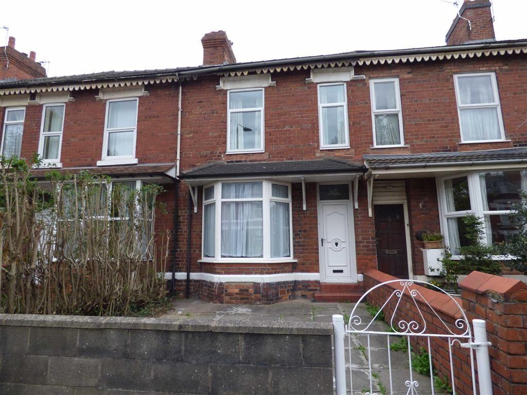 3 Bedrooms Terraced House for sale in Ruskin Road, Crewe
