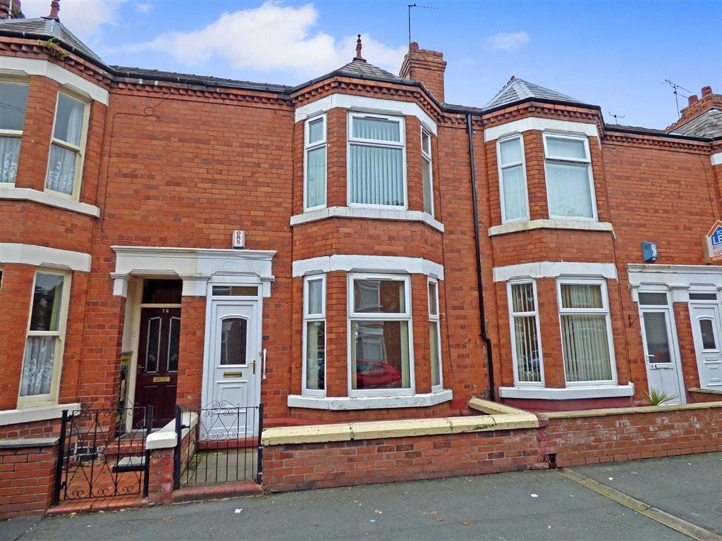 3 Bedrooms Terraced House for sale in Culland Street, Crewe