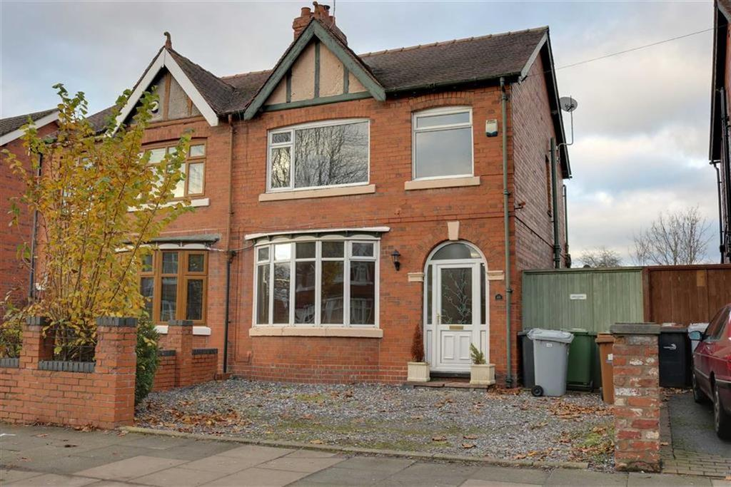 3 Bedrooms Semi Detached House for sale in Lunt Avenue, Crewe