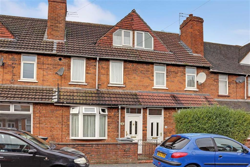 3 Bedrooms Terraced House for sale in Lord Street, Crewe