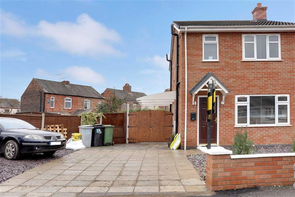 2 Bedrooms Detached House for sale in Singleton Avenue, Crewe
