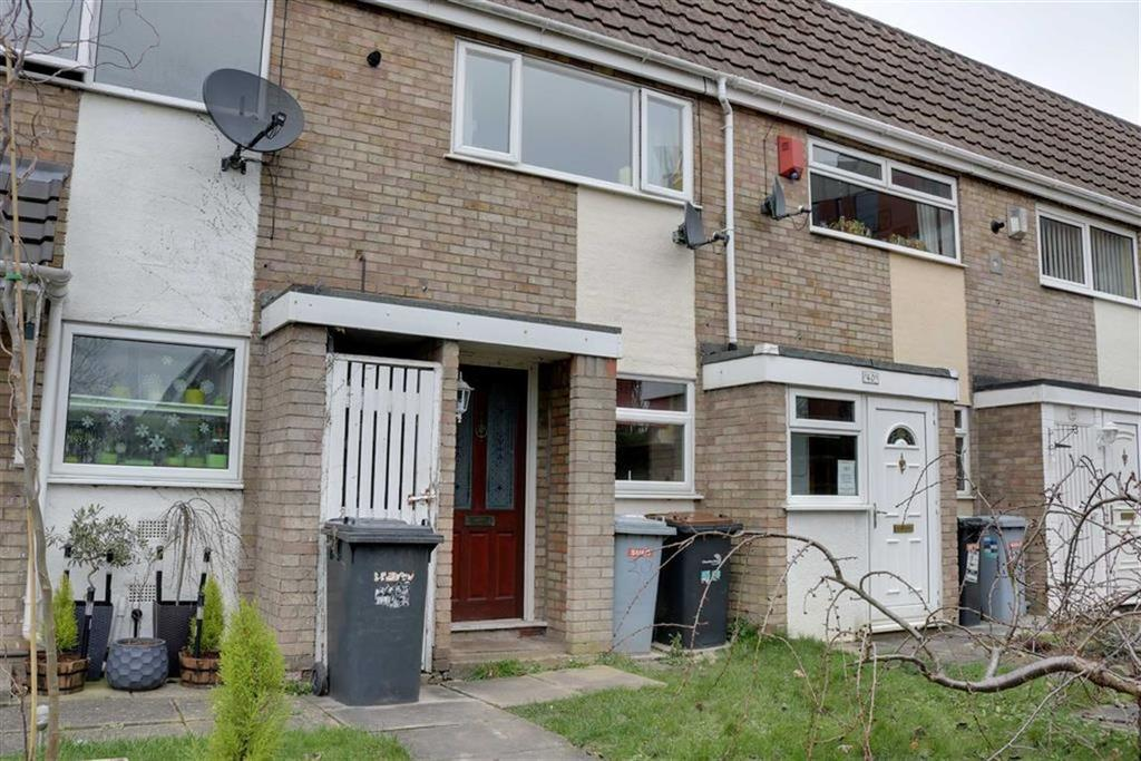 2 Bedrooms Terraced House for sale in Greystone Park, Crewe
