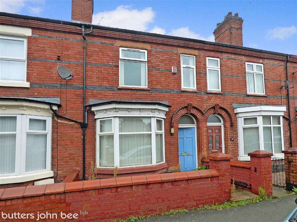 3 Bedrooms Terraced House for sale in Earle Street, Crewe