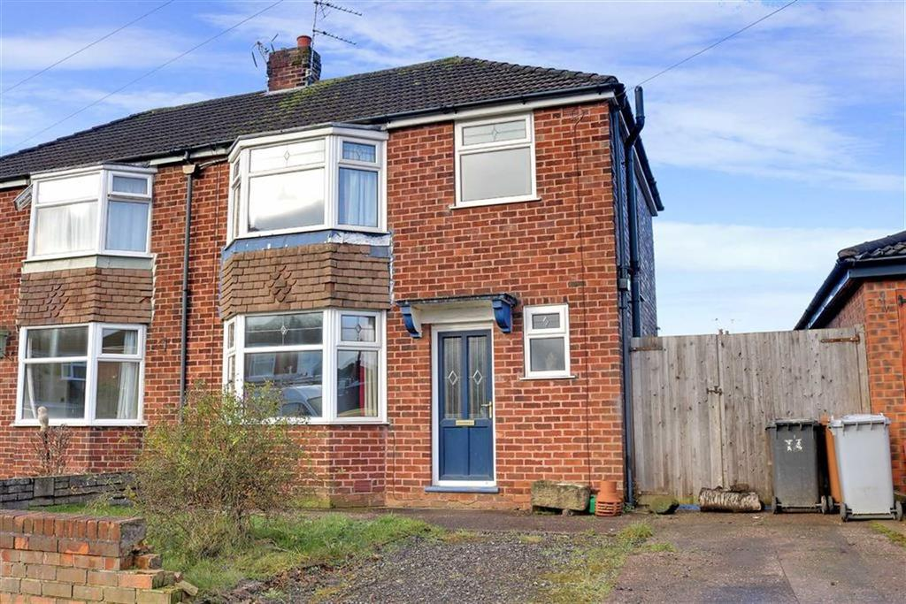 3 Bedrooms Semi Detached House for sale in Thirlmere Road, Crewe
