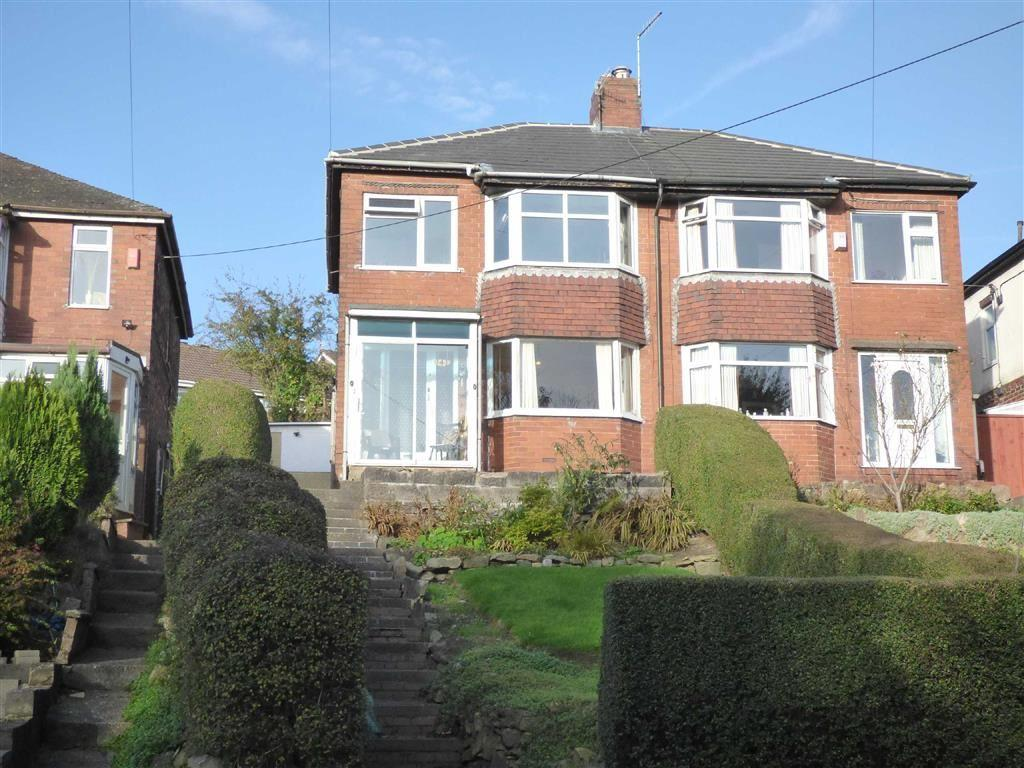 3 Bedrooms Semi Detached House for sale in Dividy Road, Bucknall, Stoke-on-Trent