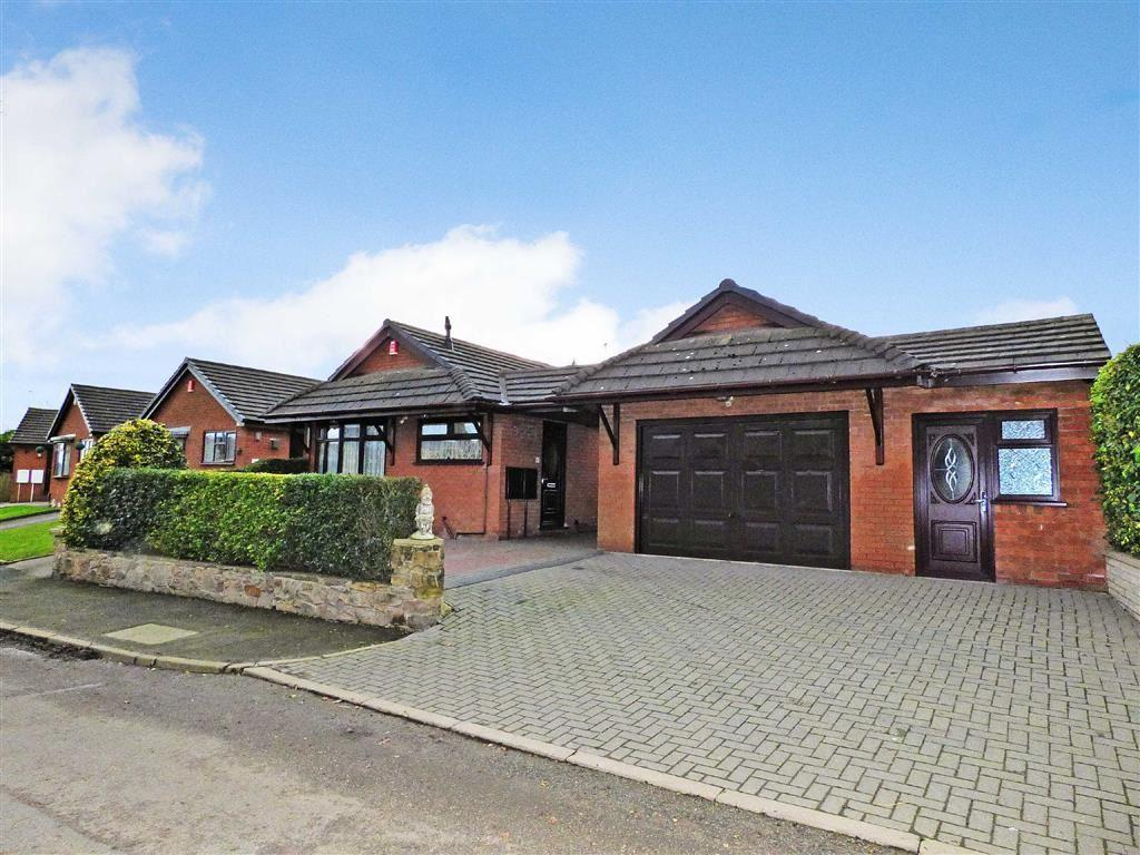 2 Bedrooms Detached Bungalow for sale in Gorsey Bank, Ball Green, Stoke-on-Trent