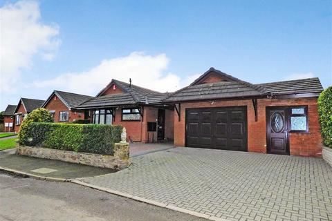 2 bedroom detached bungalow for sale - Gorsey Bank, Ball Green, Stoke-on-Trent
