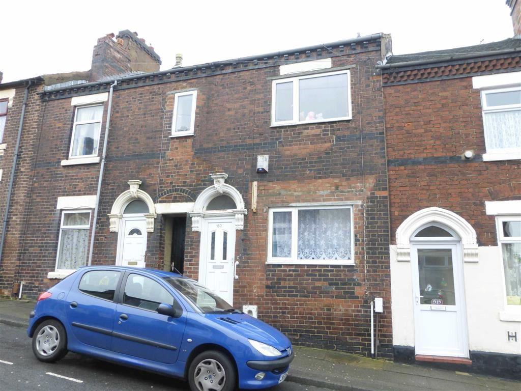 3 Bedrooms Terraced House for sale in Mayer Street, Hanley, Stoke-on-Trent
