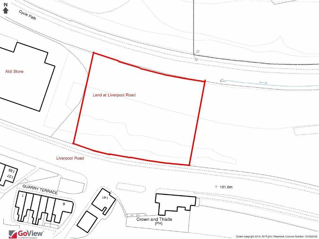 4 Bedrooms Land Commercial for sale in Liverpool Road, Kidsgrove, Stoke-on-Trent
