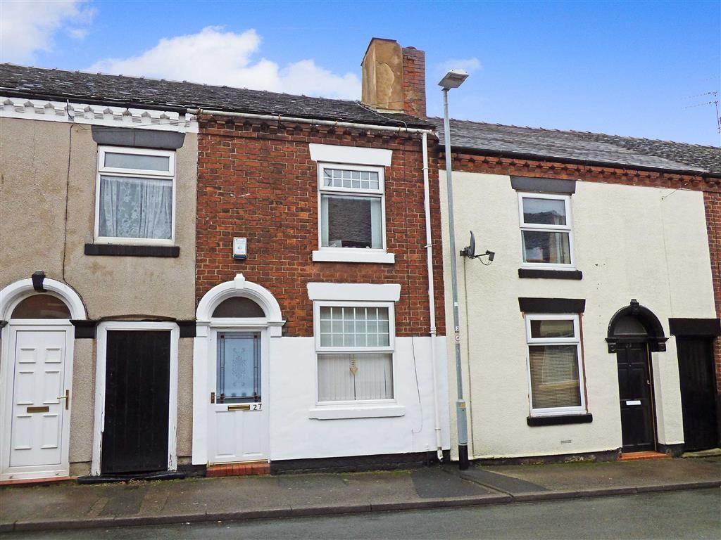 2 Bedrooms Terraced House for sale in Woodshutts Street, Talke, Stoke-on-Trent