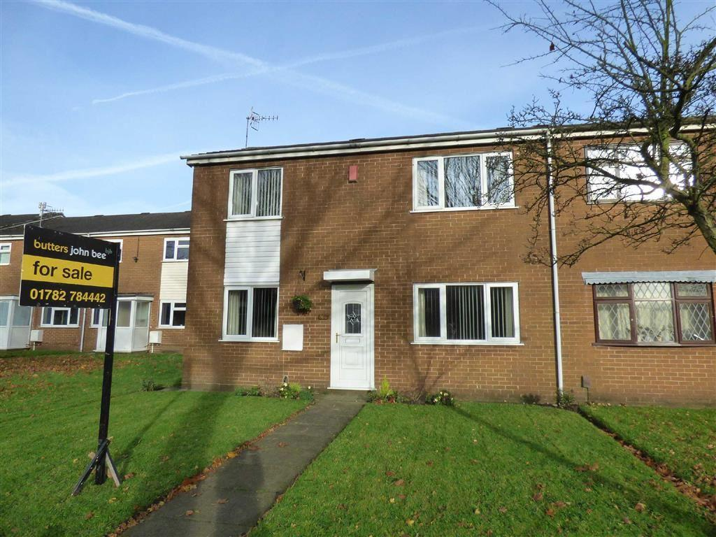 3 Bedrooms Town House for sale in High Street, Goldenhill, Stoke-on-Trent