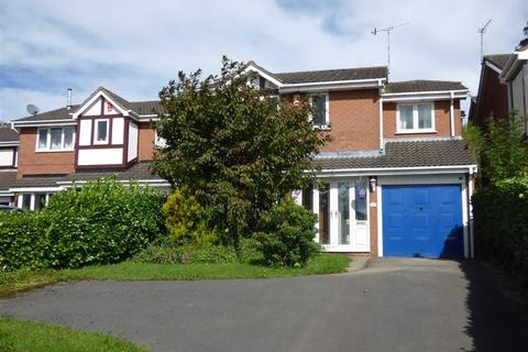 4 bedroom detached house for sale - Silverstone Crescent, Stoke-on-Trent