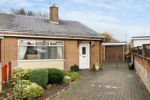 2 bedroom semi-detached bungalow for sale - Poplar Drive, Kidsgrove, Stoke-on-Trent