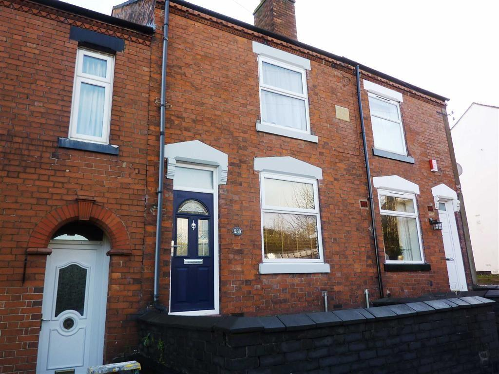 2 Bedrooms Terraced House for sale in Congleton Road, Talke, Stoke-on-Trent