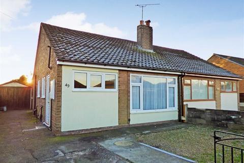 2 bedroom semi-detached bungalow for sale - Lichfield Road, Talke, Stoke-on-Trent