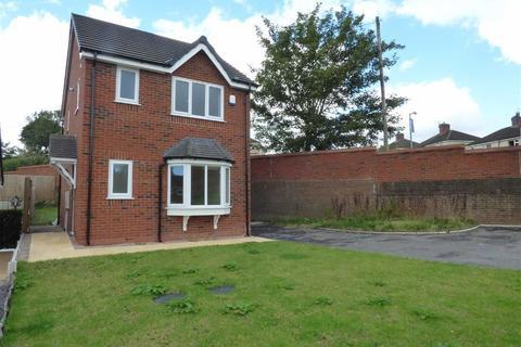 3 bedroom detached house for sale - Hurst Close, Talke Pits, Stoke-on-Trent