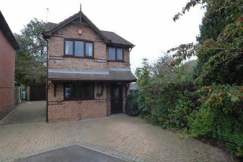 3 bedroom detached house for sale - Springfield Drive, Kidsgrove, Stoke-on-Trent