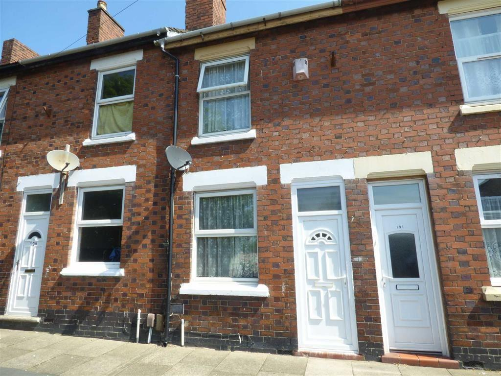 2 Bedrooms Terraced House for sale in Oldfield Street, Fenton, Stoke-on-Trent