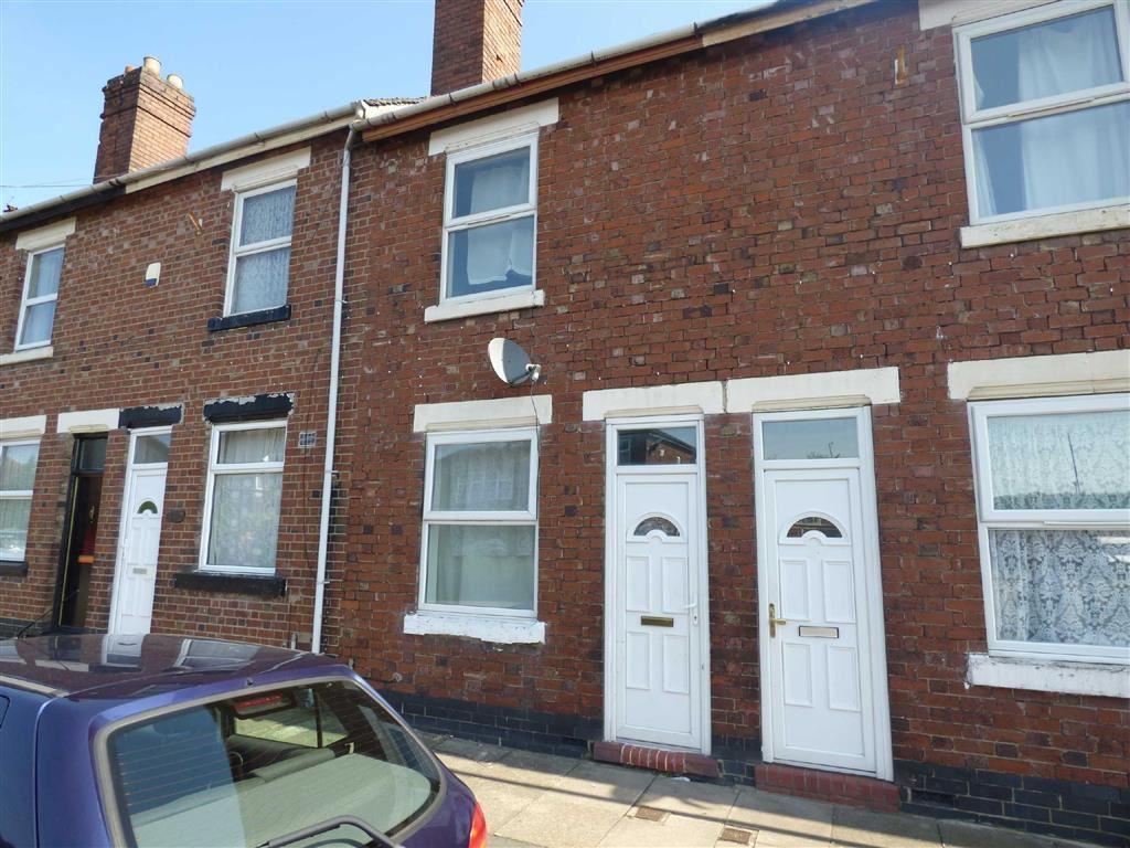2 Bedrooms Terraced House for sale in Oldfield Street, Fenton