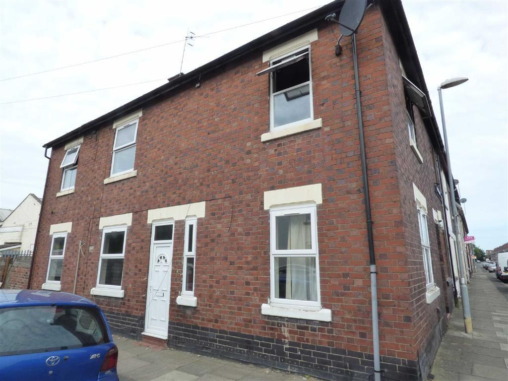 3 Bedrooms Terraced House for sale in Bute Street, Fenton