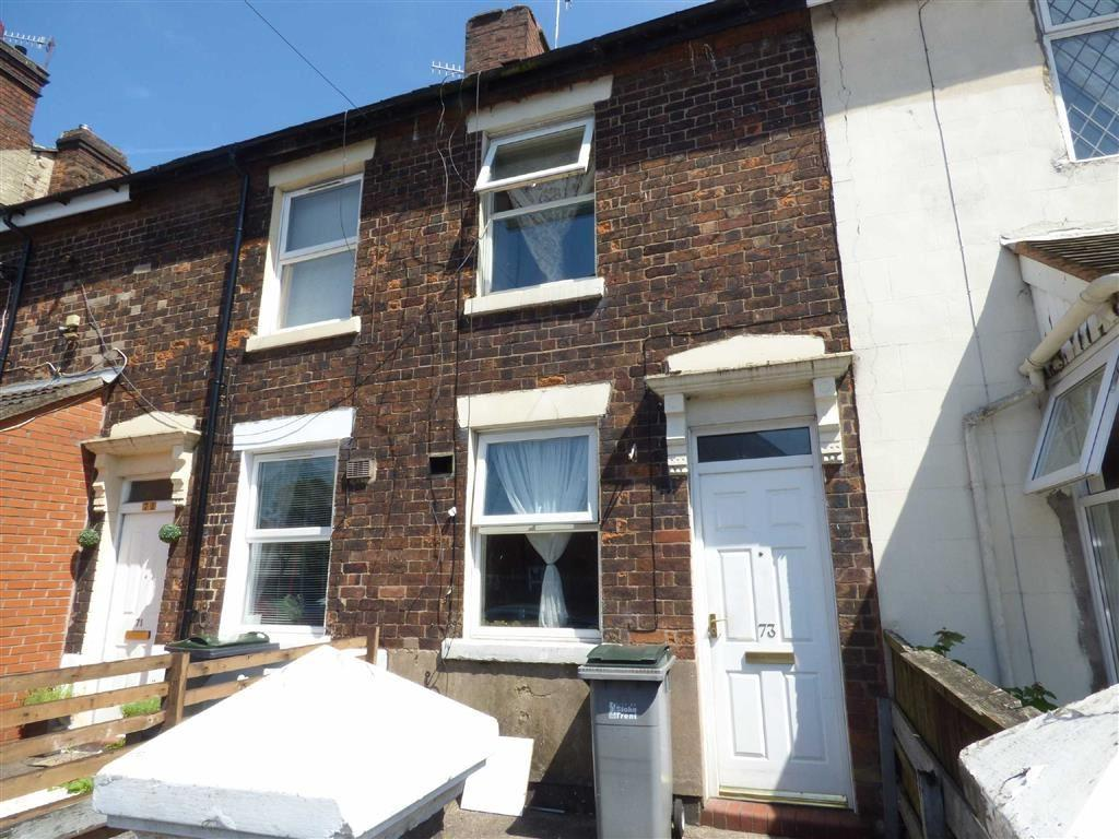 2 Bedrooms Terraced House for sale in Upper Normacot Road, Normacot