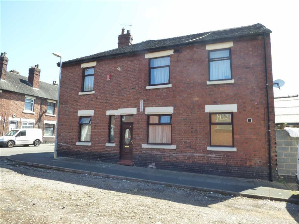 3 Bedrooms Terraced House for sale in Baron Street, Fenton