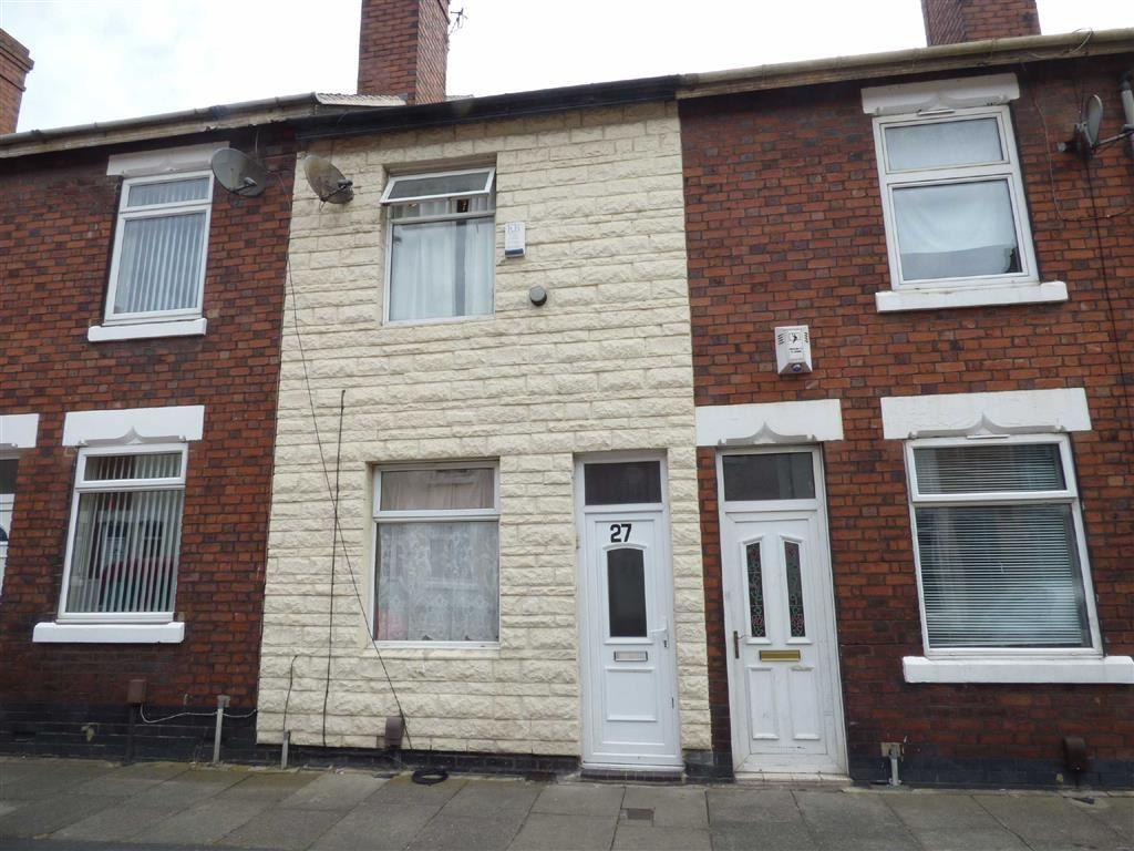3 Bedrooms Terraced House for sale in Oldfield Street, Fenton, Stoke-on-Trent