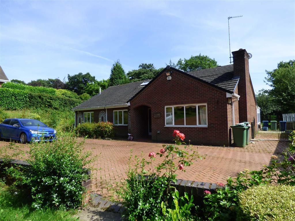 3 Bedrooms Detached Bungalow for sale in Hartwell Lane, Rough Close, Stoke-on-Trent