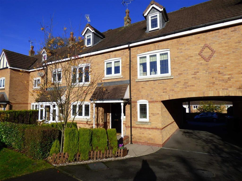 3 Bedrooms Town House for sale in Beaumont Rise, Stallington Village