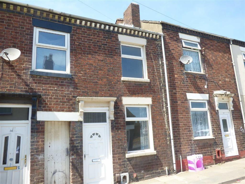 3 Bedrooms Terraced House for sale in Burnham Street, Fenton, Stoke-on-Trent